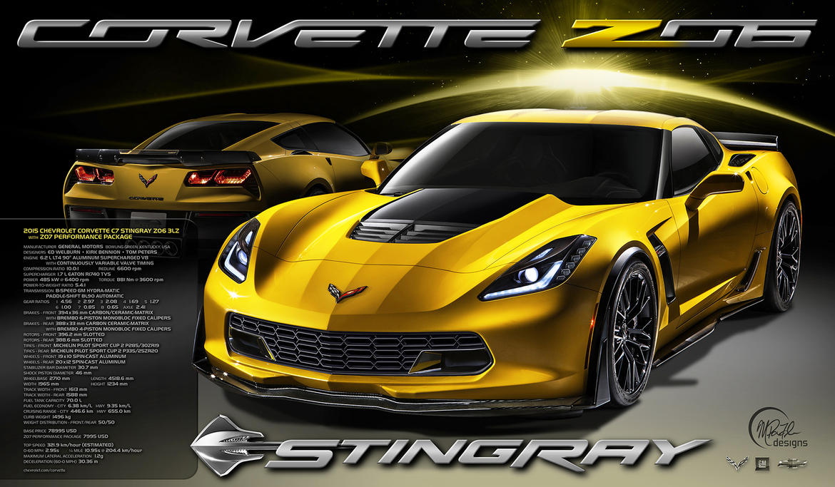 Pre Ordering The 2014 Chevy Corvette Autos Post