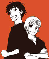 Furuba: Yuki + Kakeru again by zulenha