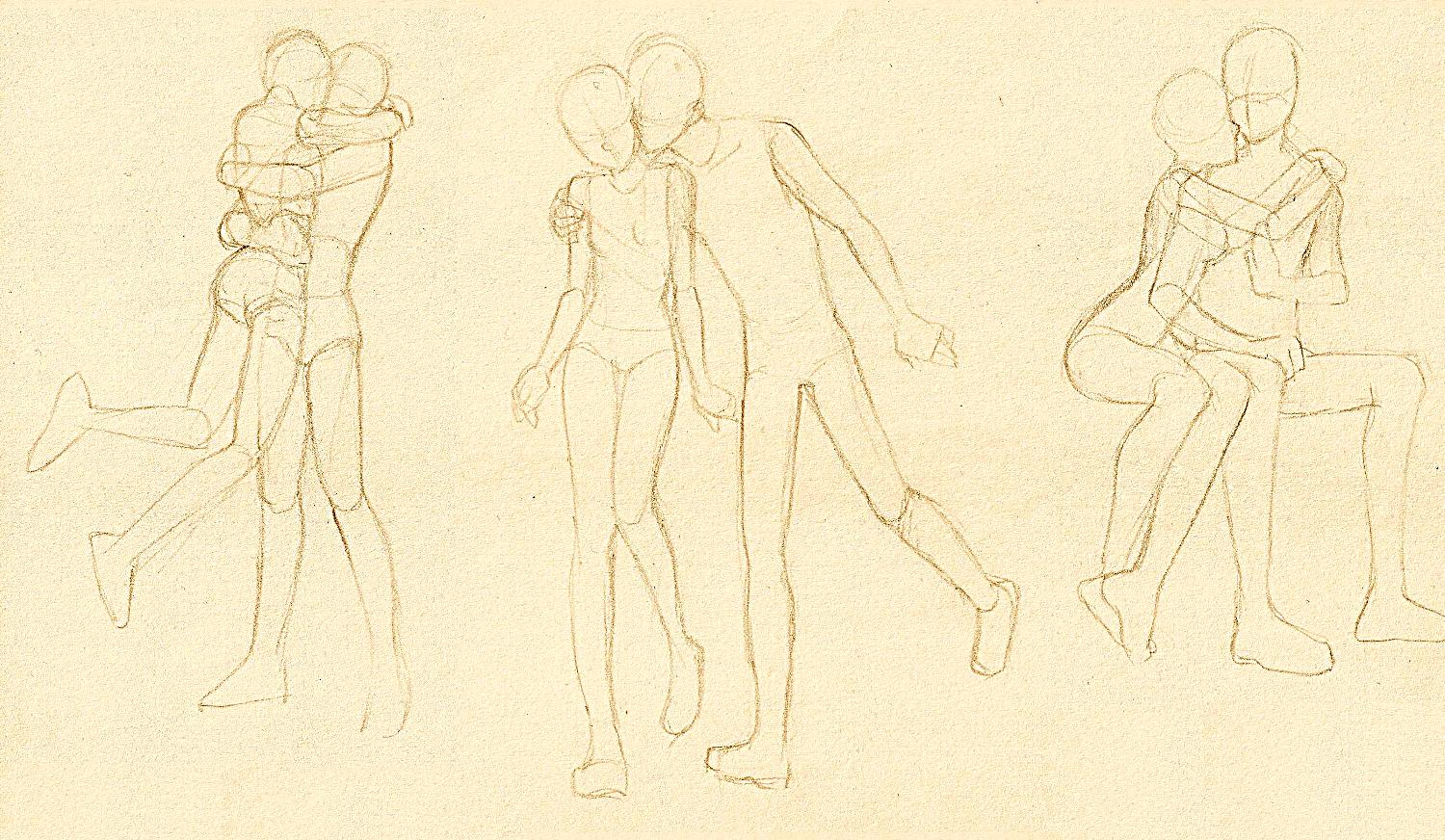 Some more poses by ChaosAngelus on DeviantArt