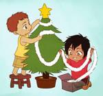 LH: Christmas Tree