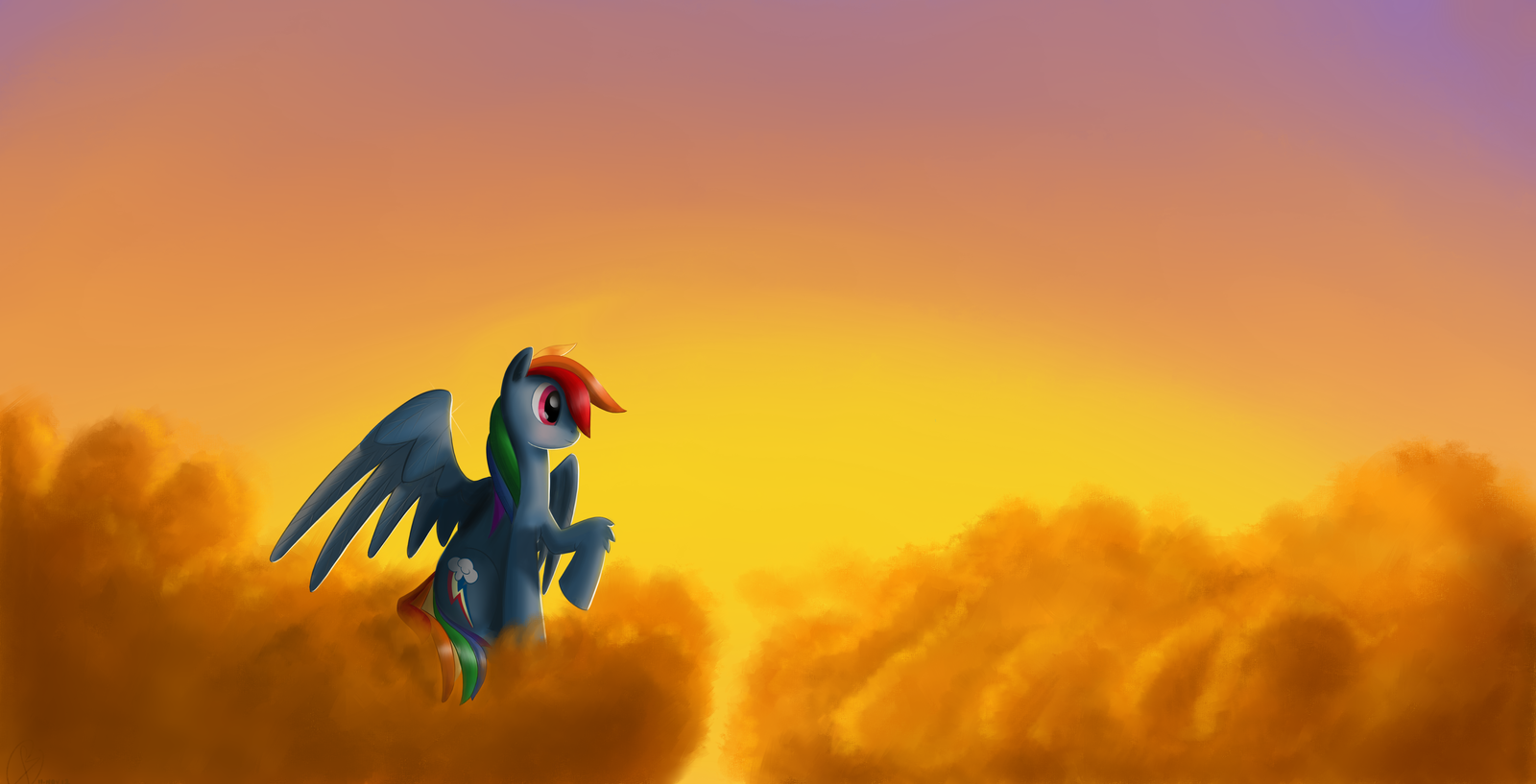 Above the Clouds by Revealdance19