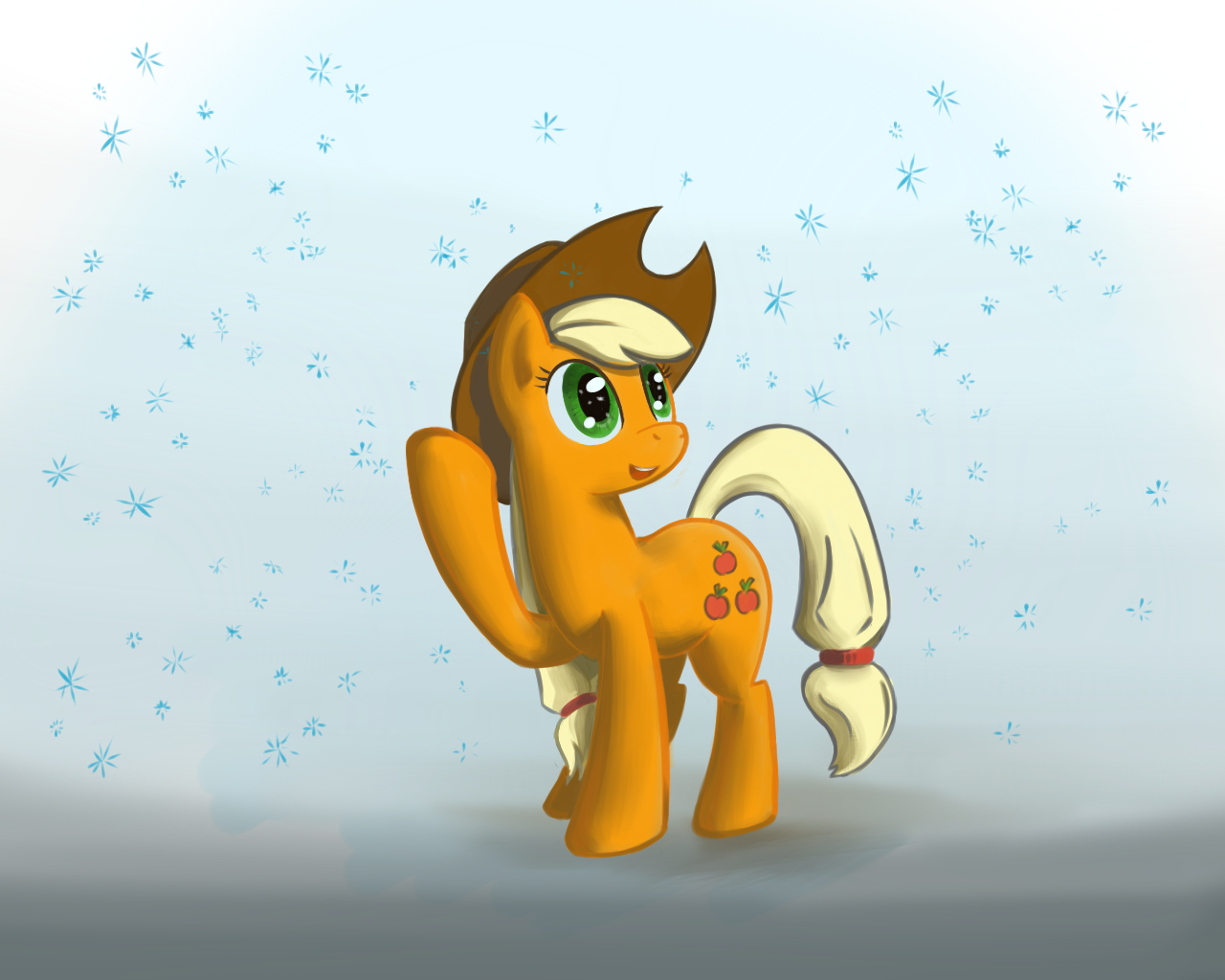 Winter begins... (sketch!) by Revealdance19