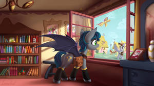 Welcome to Pony World