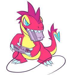 Dino Vidya by squeedgemonster
