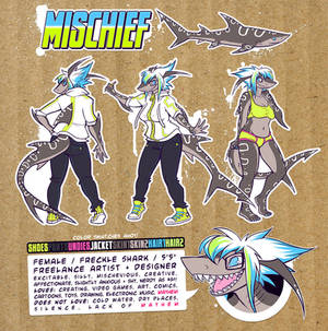 Mischief Reference Sheet