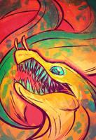 CritterJAM: Fangtooth Moray