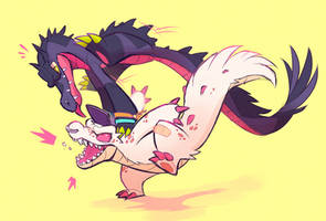 REHHHHH by squeedgemonster