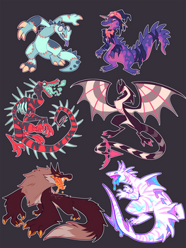 spooky adopts CLOSED
