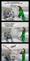Mass Effect Multilingualism