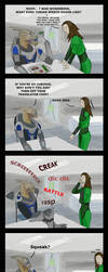 Mass Effect Multilingualism by Mevanna