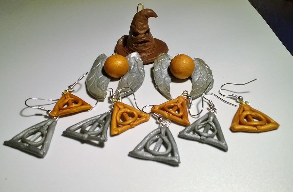 polymer clay harry potter - photo #3