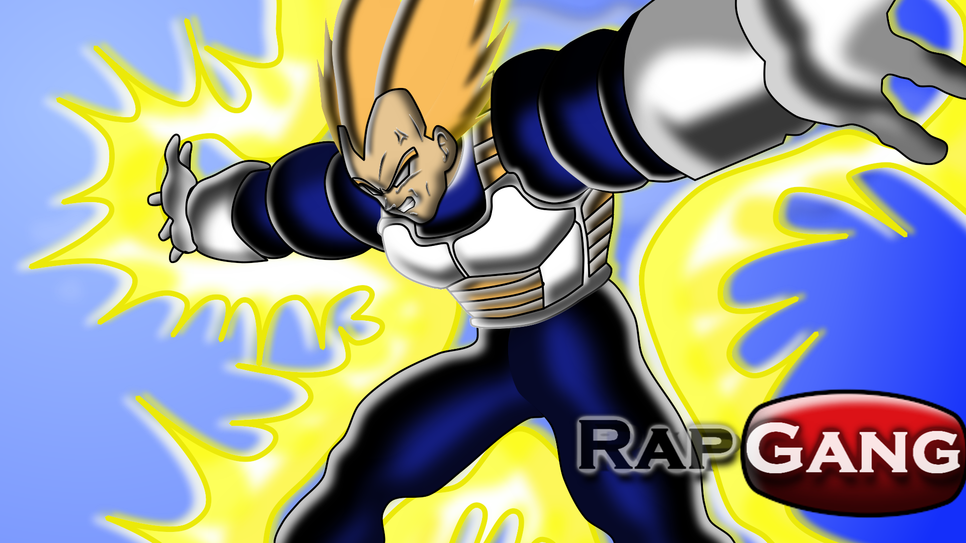 DBZ: FF video preview 1 by Rapgang