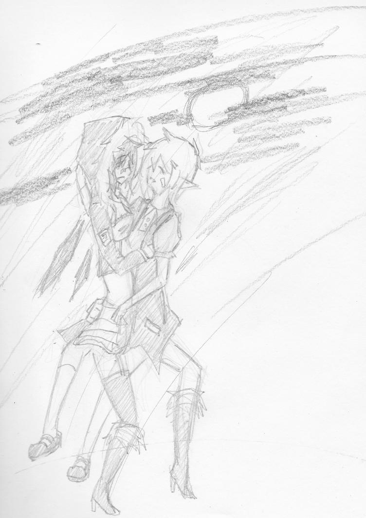 flying by ayametaiushi