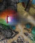 Torii Portal Cavern 16x20