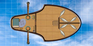 Eberron Airship Lower Deck 8x16
