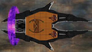 Eberron Drow Airship 10x16