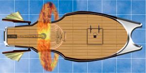 Eberron Swift Aircutter Version 01 Upper Deck 5x10
