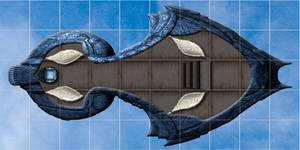 Eberron Swift Aircutter Version 02 Lover Deck 5x10