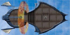 Eberron Swift Aircutter Version 02 Upper Deck 5x10