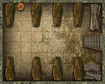 Deadlands Reloaded Eyes Like Embers warehouse cell