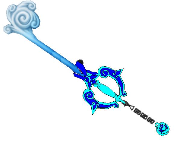how to get kingdom key d