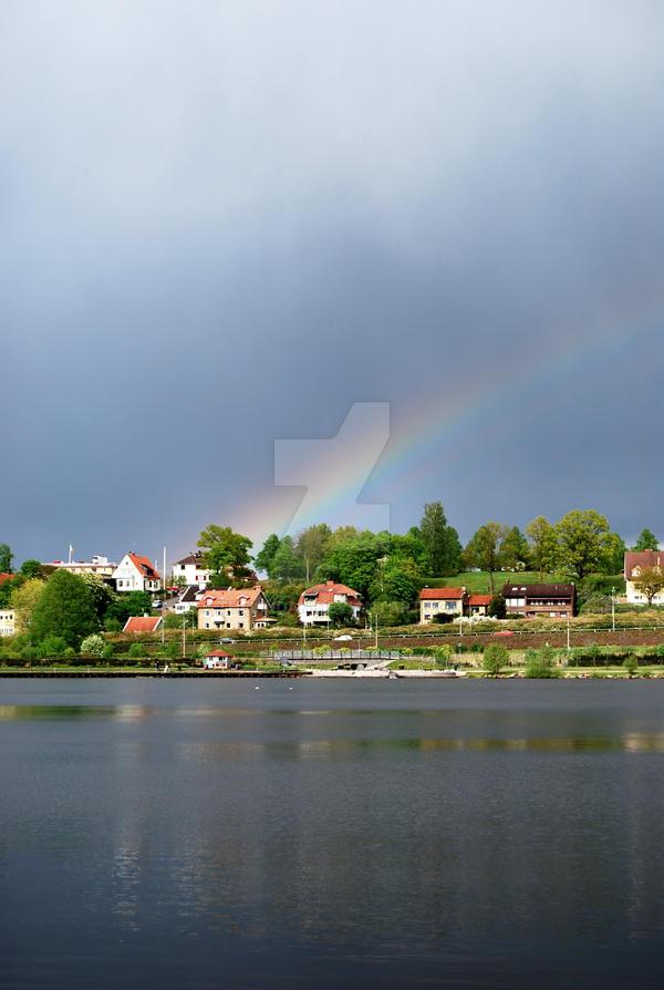 Where the Rainbow Ends by theLindah
