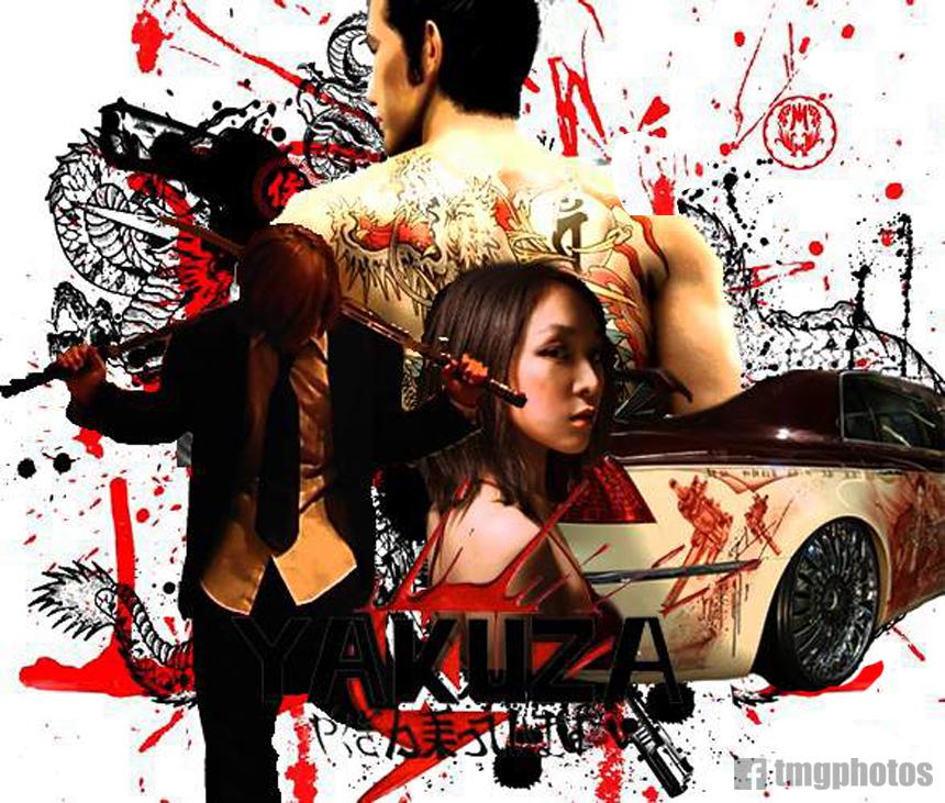 yakuza by Cleniver
