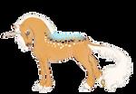 Boucle Unicorn Import B339