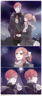 EE : New year's eve