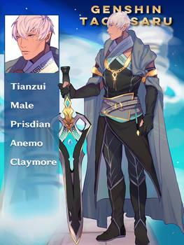 GT : Tianzui