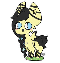 Bumblebee Alicorn (Open)