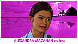Bagong Umaga ~ Alexandra Macanan as Jess