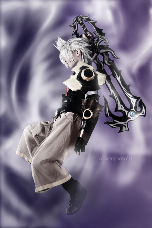 Kingdom Hearts: Xehanort Rises by Aoki-Lifestream
