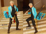 Devil May Cry 3 Cosplay - Vergil