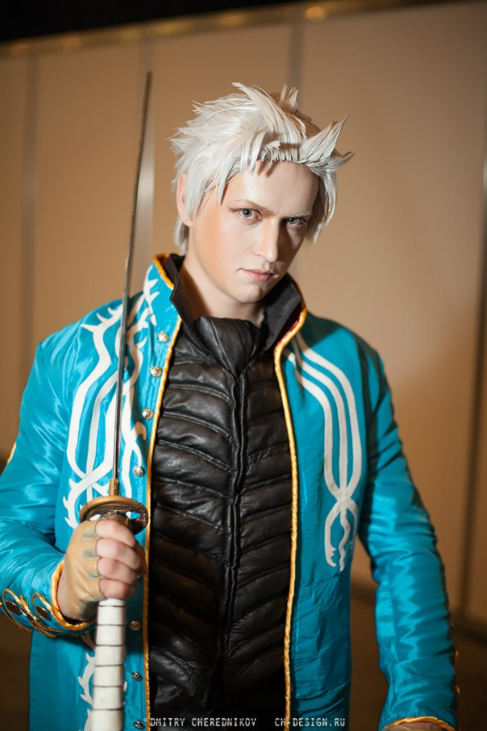 Vergil - Devil May Cry 3 by Aoki-Lifestream