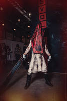 Red Pyramid - Silent Hill 2 by Aoki-Lifestream