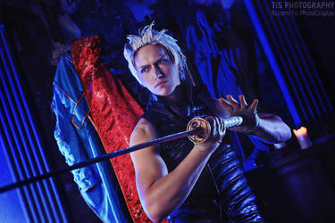 Vergil cosplay  - Devil May Cry 3