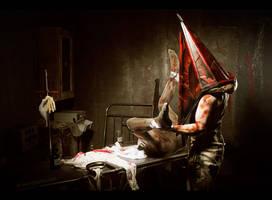 Silent Hill 2 - Secret Room by Aoki-Lifestream