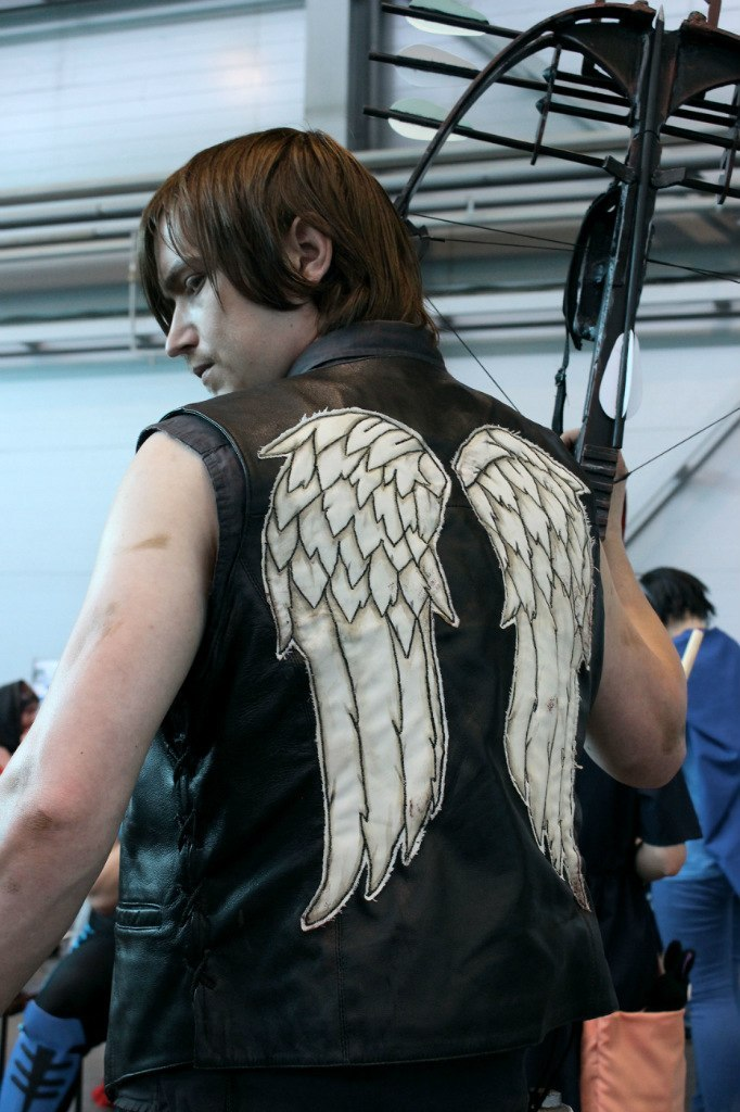 Daryl Dixon by Aoki-Lifestream