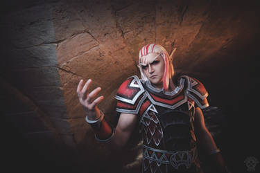 Krasus cosplay - World of Warcraft