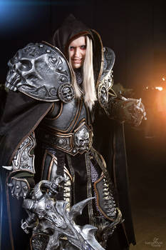 Warcraft cosplay - Arthas Menethil
