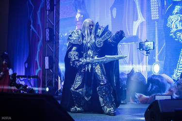 Warcraft - Dancing Arthas
