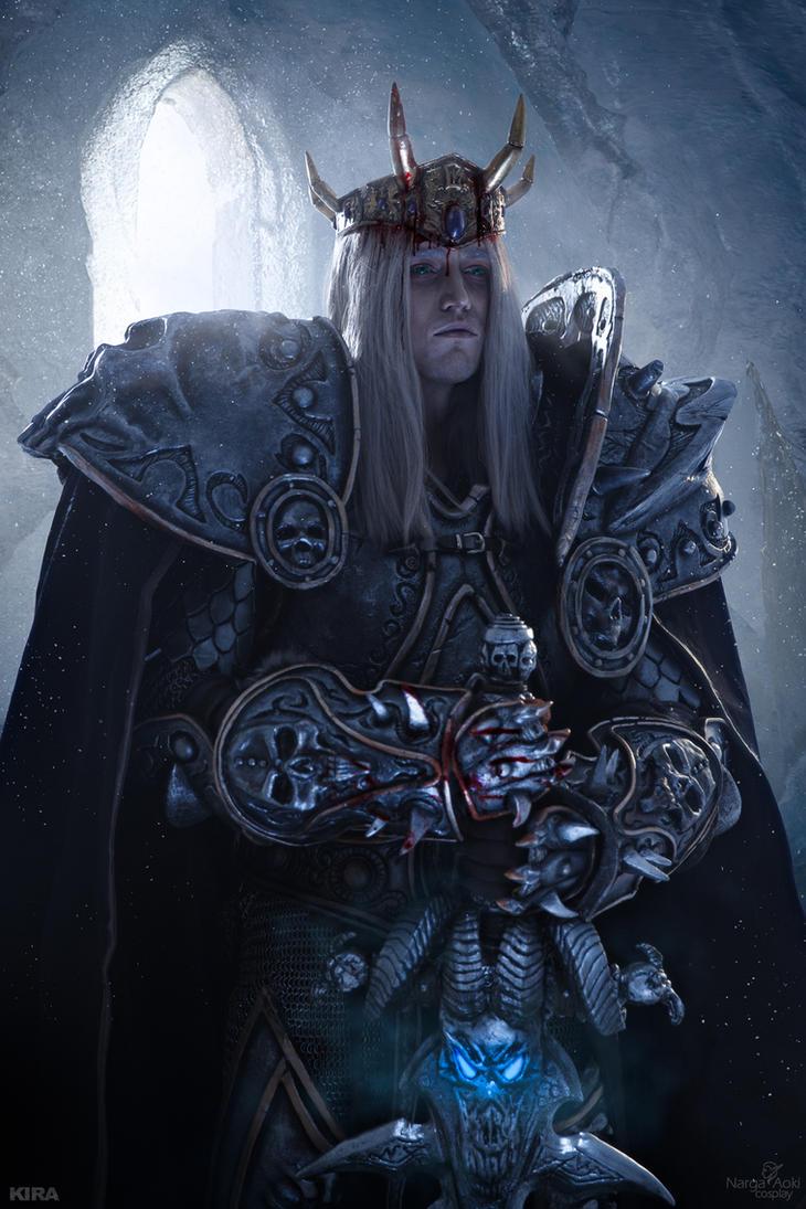 Arthas - Long live the King by Aoki-Lifestream