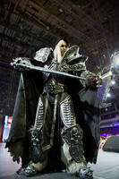 Arthas Menethil at stage