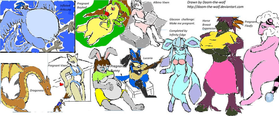 Iscribble 22 03 2010 Glaceon By Doom The Wolf On Deviantart