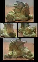 Gawain Sculpture