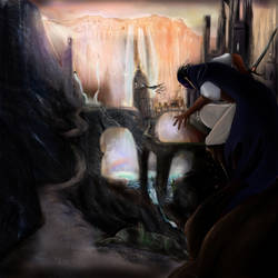 WELKOME TO THE KINGDOM BAEL by PatriciaCG