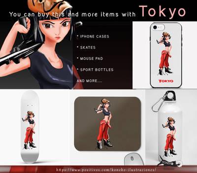 KONEKO ONLINE SHOP TOKYO by PatriciaCG