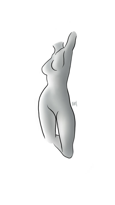 Body Study by spinted