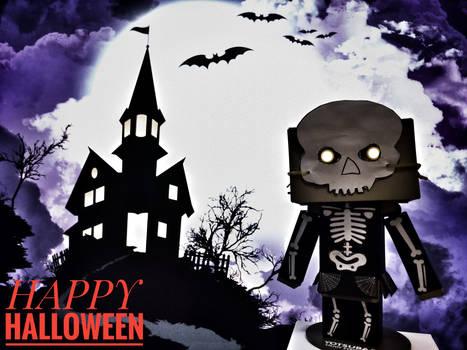 Danbo Halloween Costume